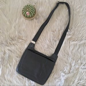 Tumi Bags - TUMI Leather Crossbody Messenger Bag
